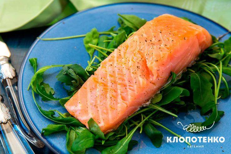 Ферментований лосось