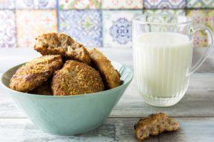 Печиво з квасолі