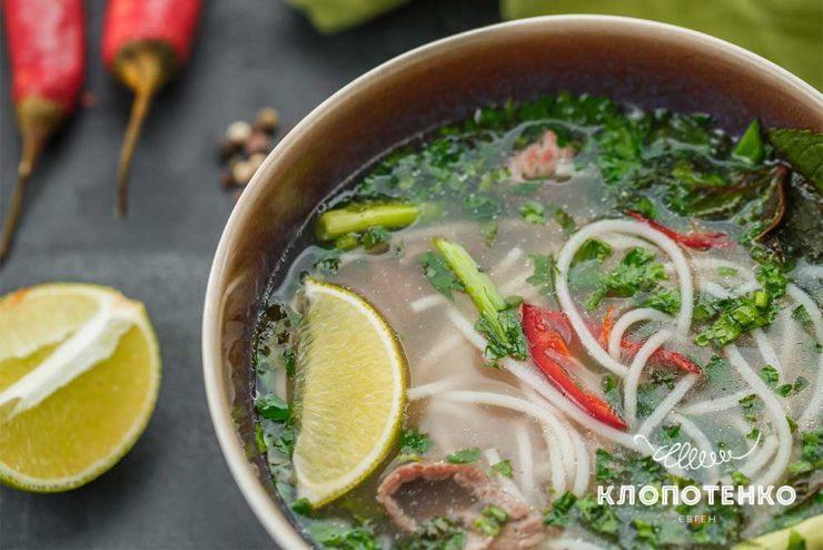 В'єтнамський суп Фо Бо