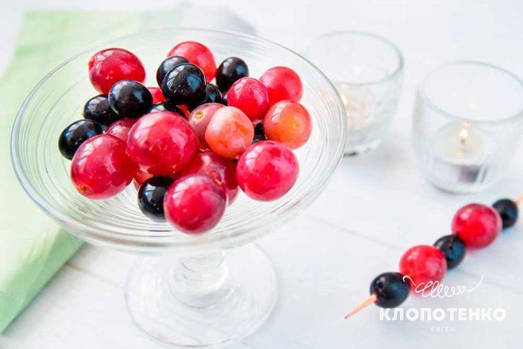 «Пьяный» виноград