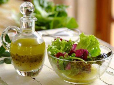 Заправки для салатов: пряная, острая и ароматная