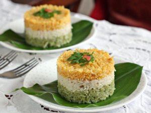 Как делать скучный рис нескучным