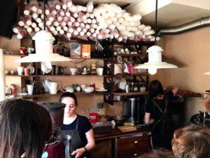 Кофейня Espressoholic, г. Киев