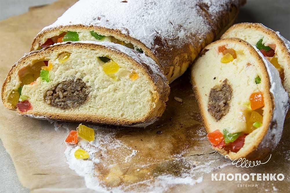 Великодній Хліб - Паасброд