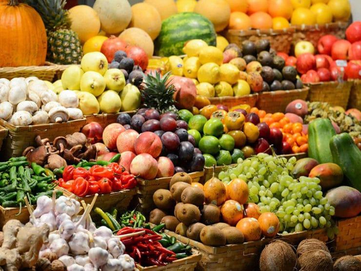 продуктовые рынки