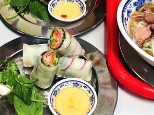 Вьетнамский Привет (вьетнамская кухня), г. Киев