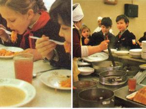 Культура питания или Еда, приправленная Советским Союзом