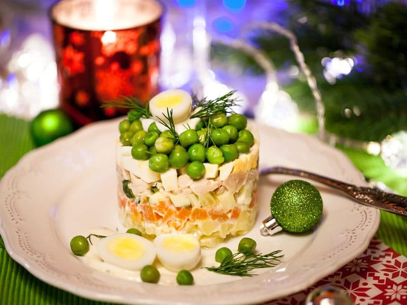 Новогодний стол – остаться в живых, или Зачем мы убиваем свою печень