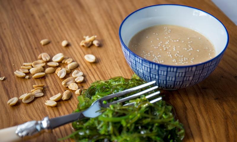 Ореховый соус: как в японском ресторане