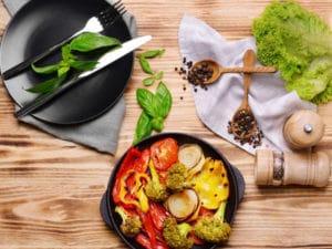 Овощи и цветы: новые тренды кулинарии