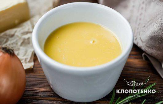 Французька класика: рецепт соусу берблан