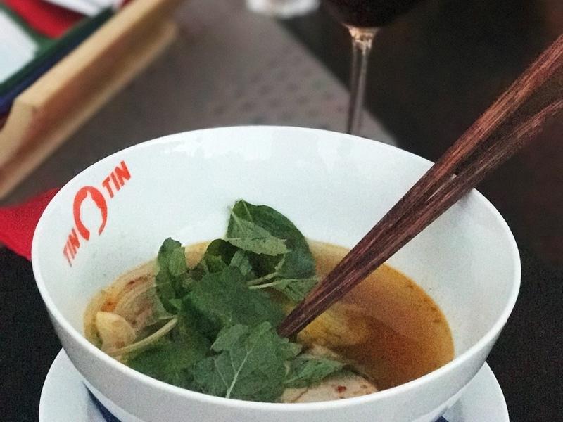 Вьетнамский ресторан Tin Tin