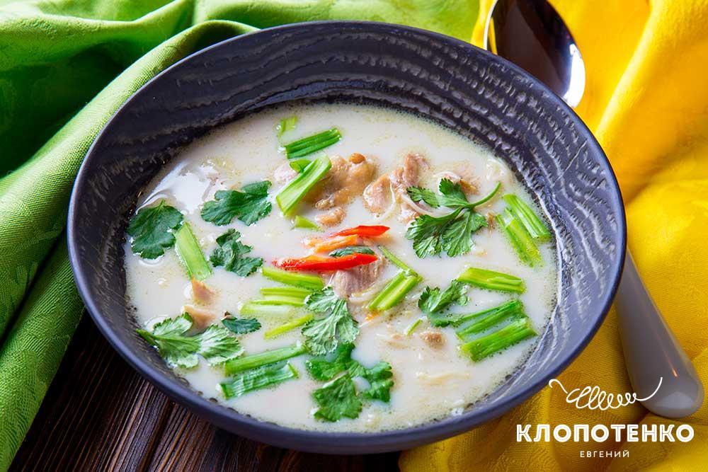 Суп лакса: пікантний смак Азії