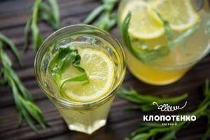 Лимонад з тархуном