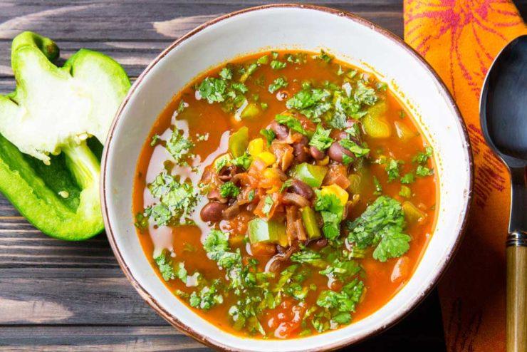 мексиканський суп