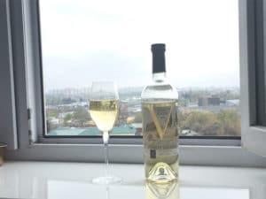 Вино и ложки