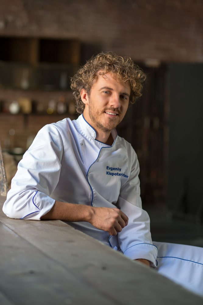 Кулинарные лекции с Евгением Клопотенко