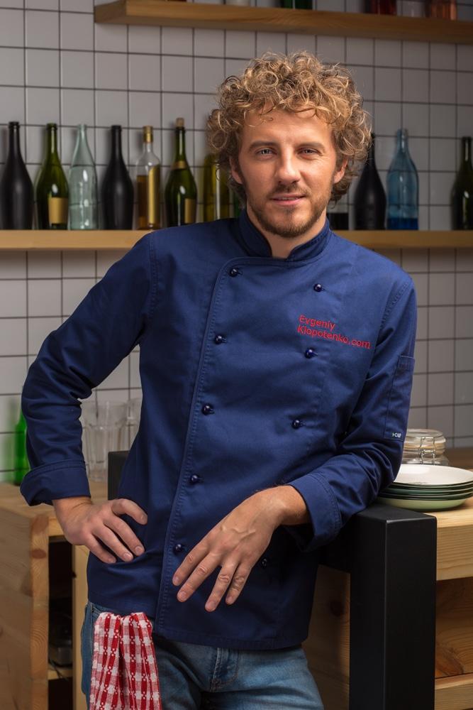 Евгений Клопотенко бренд-амбассадор кухонной техники Franke