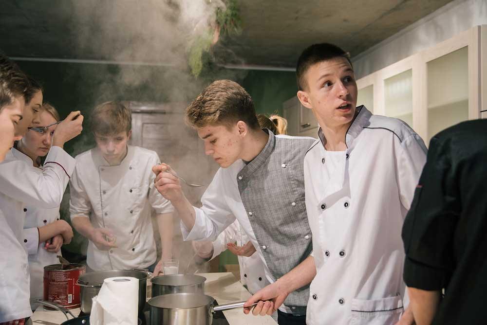 Евгений клопотенко Кулинарный курс