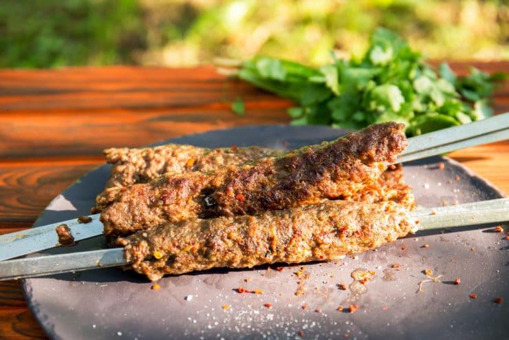 кебаб из телятины