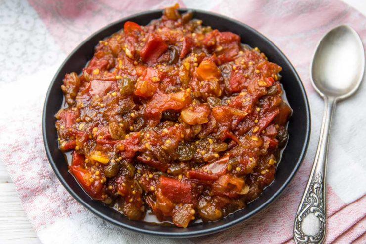 томатний чатні