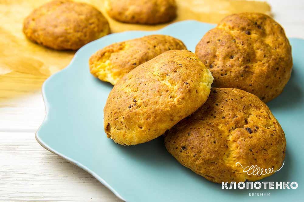 Сирне печиво: найпростіший рецепт