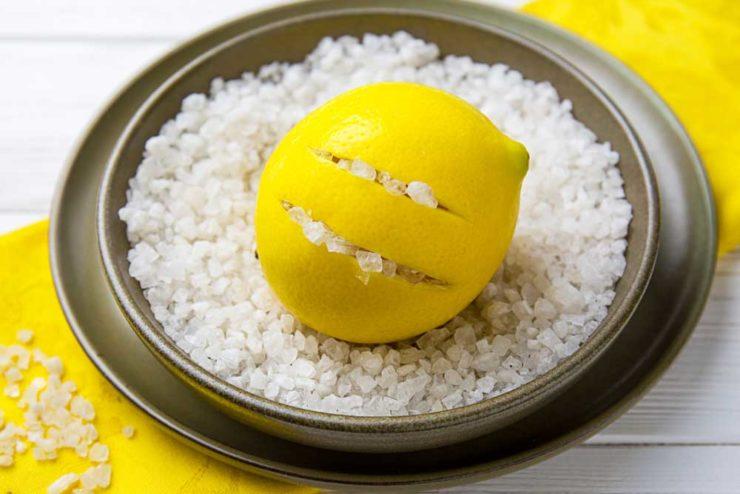 ферментований лимон