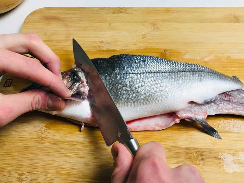 филе рыбы: пошаговая инструкция