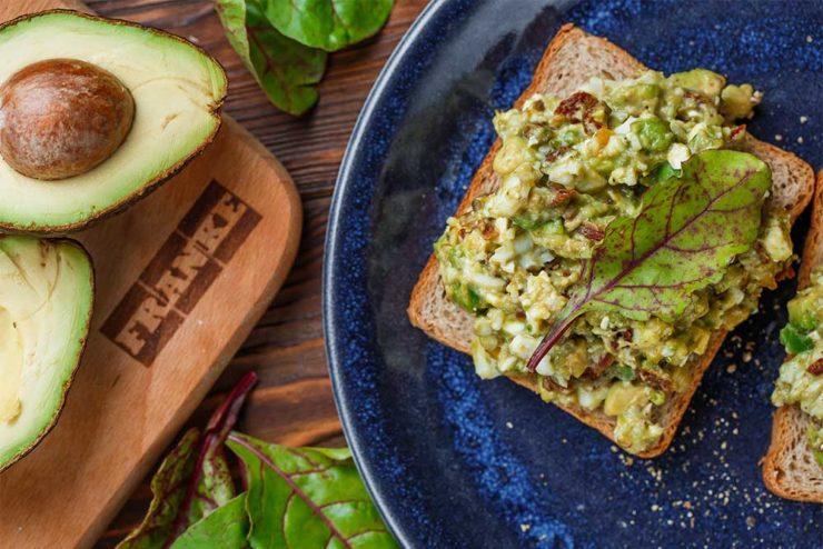 Авокадо тост