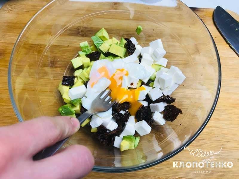 рецепт тоста с авокадо