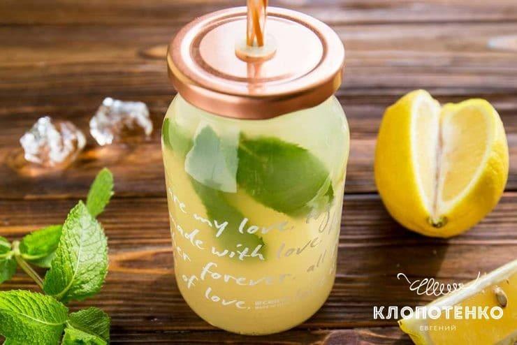 Лимонад из перловки