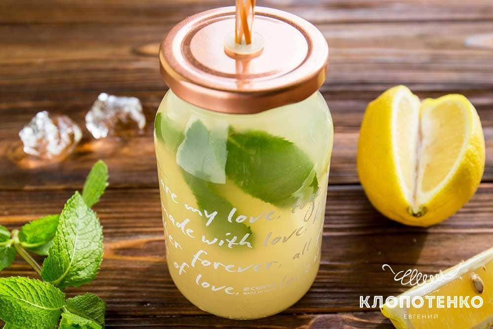 Лимонад з перловки
