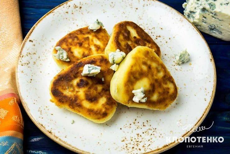Сырники с дорблю