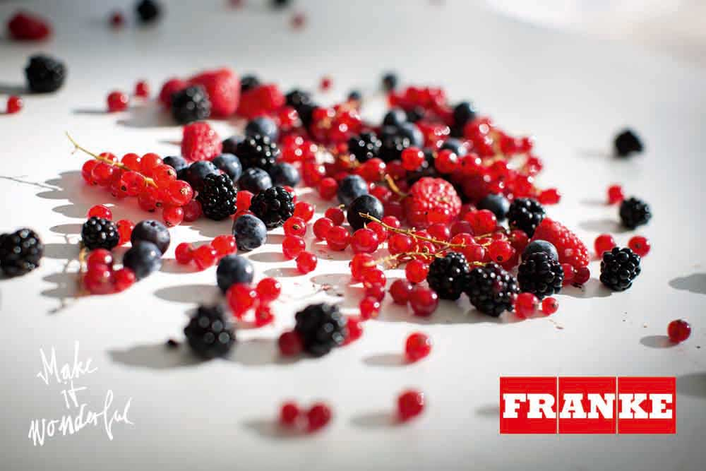 Как заморозить фрукты и овощи
