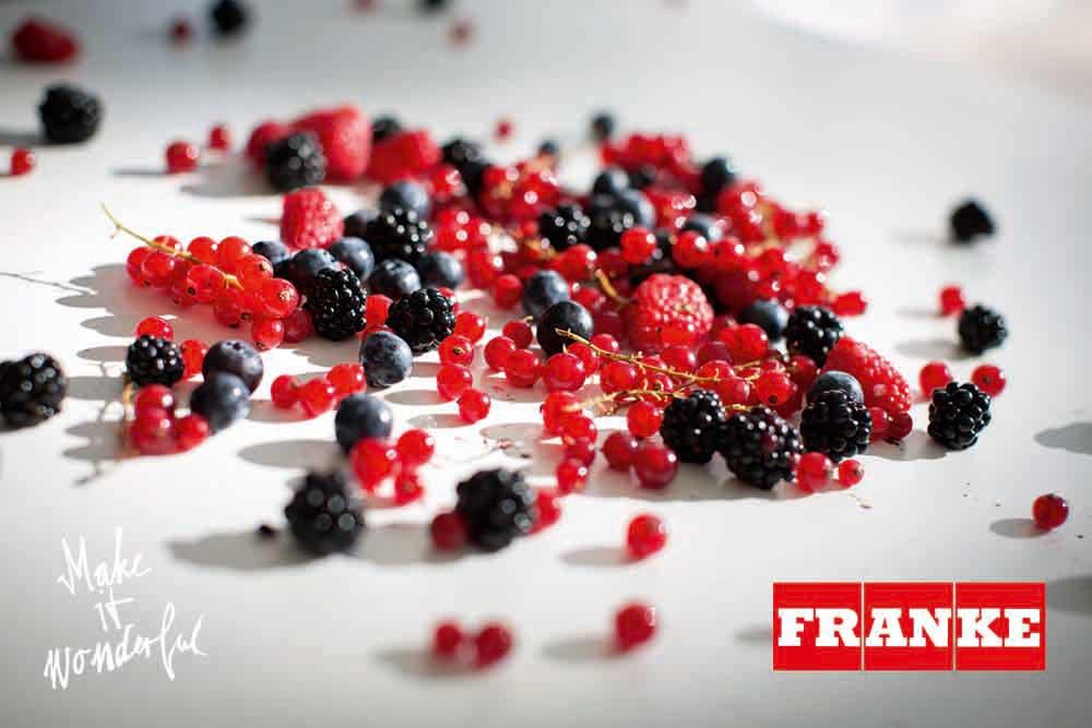 Як заморозити фрукти і овочі