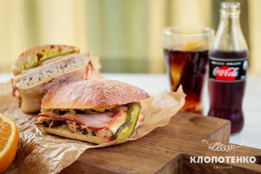 Кубинський сандвіч