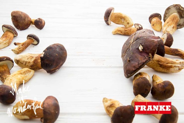 как заготовить грибы