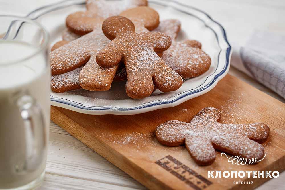Миколайчики, або імбирно-медове печиво