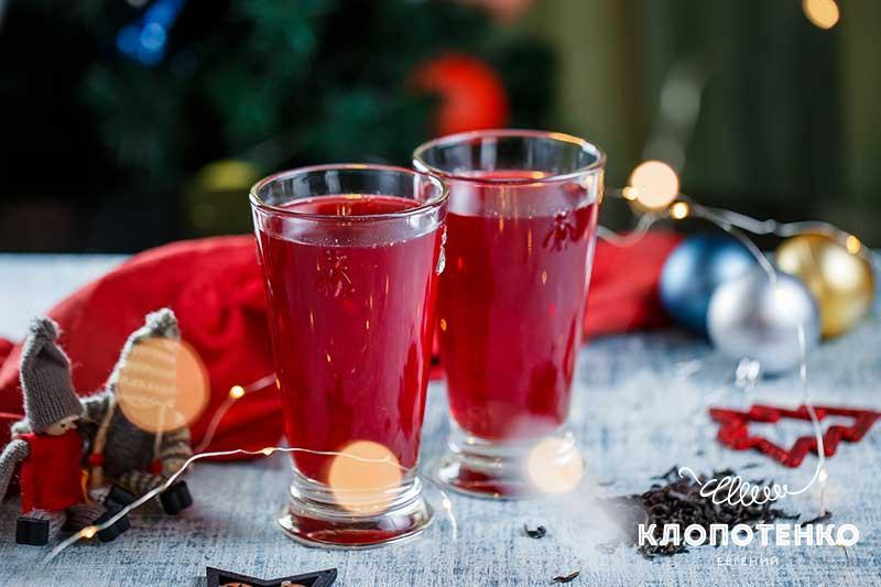 Холодный чай. Новогоднее меню для вегетарианцев