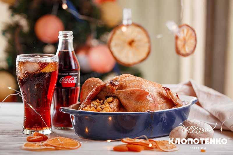 Что приготовить на Новый год. курица с кукурузой
