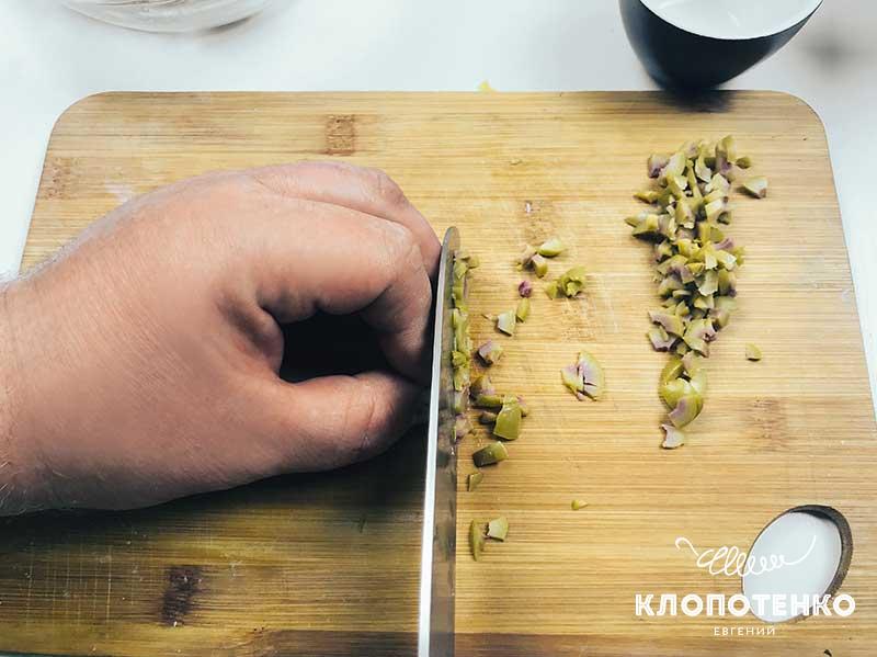 Порубите оливки