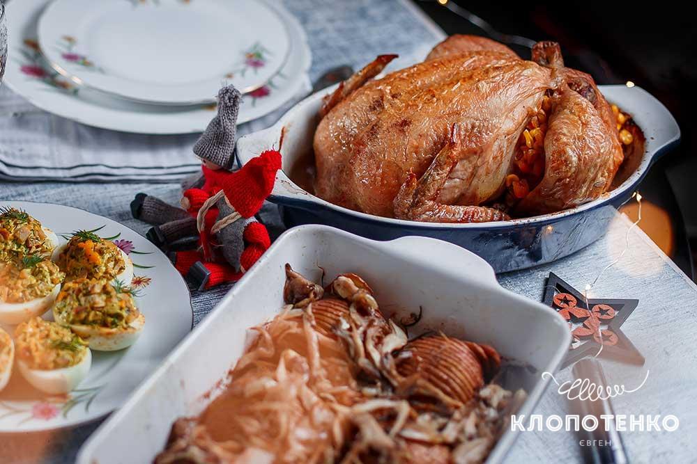 Що приготувати до Нового року: меню для шанувальників традиційних страв