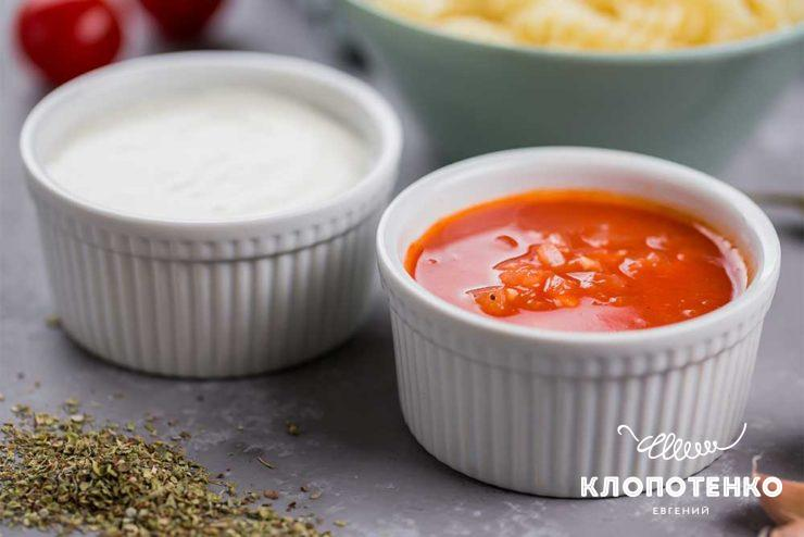 Соус для макаронів: два простих рецепта