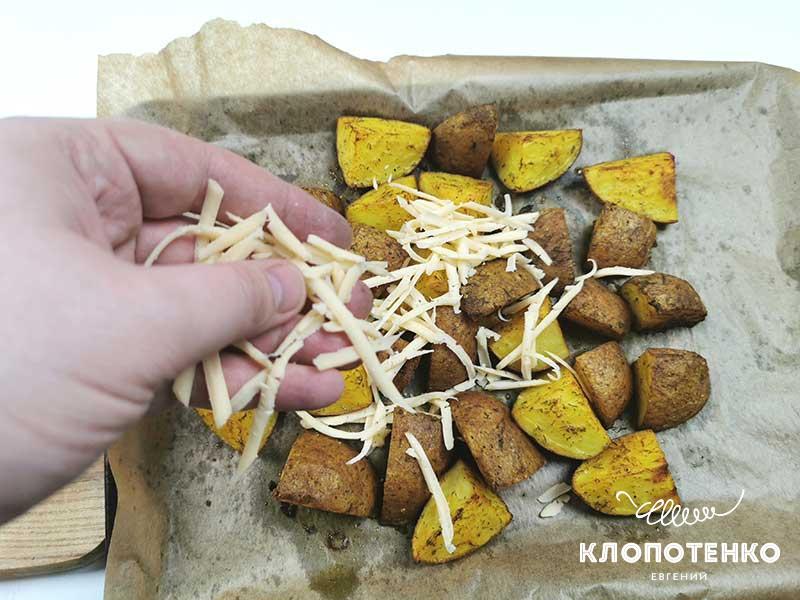 Запеките картофель