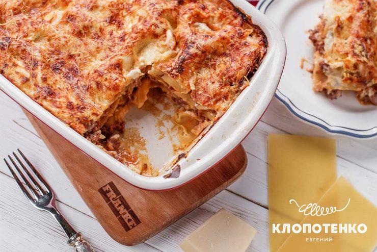 Лазанья: простой рецепт итальянского блюда