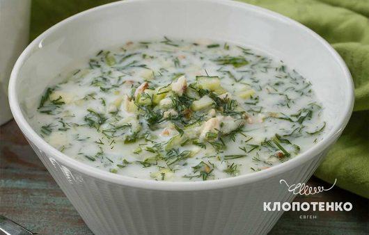 Не окрошкой единой: готовим холодный суп таратор