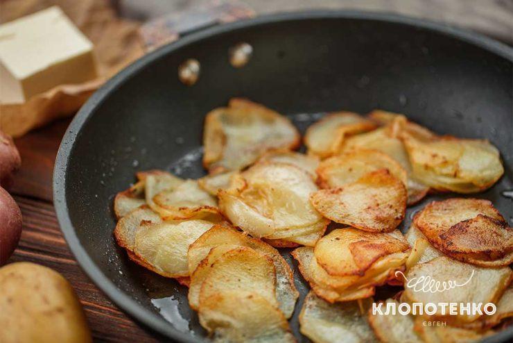 Як правильно обирати та готувати картоплю