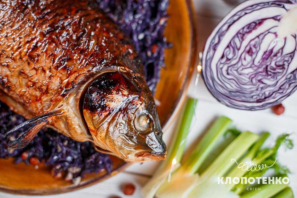 Рибні страви на Новий рік