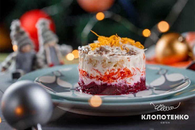 5 классических салатов для новогоднего стола