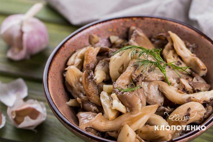 Що приготувати з грибами